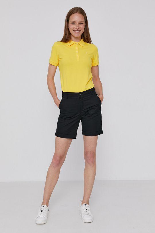 United Colors of Benetton - Tričko žlutá