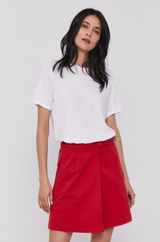 biały United Colors of Benetton - T-shirt Damski