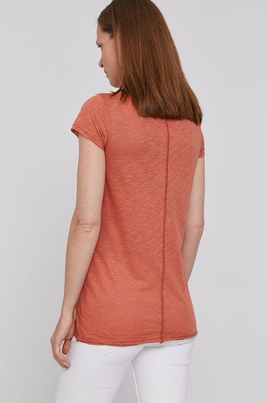 Sisley - Tričko  50% Bavlna, 50% Modal