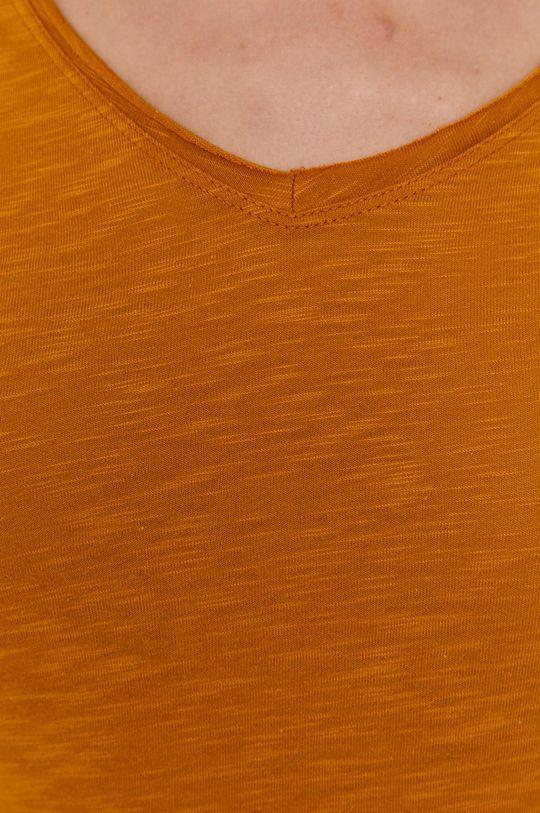 Sisley - T-shirt Damski