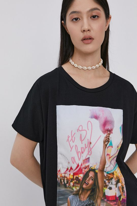 černá Haily's - Tričko