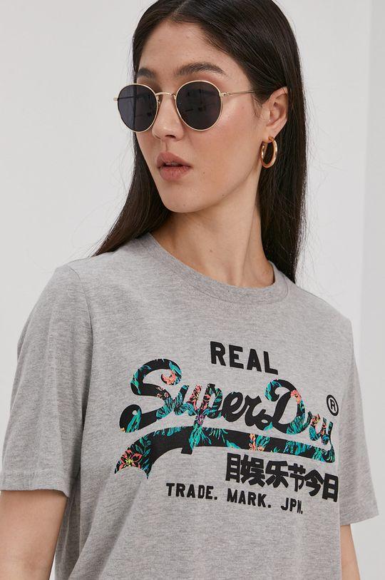 sivá Superdry - Tričko
