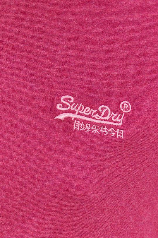 Superdry - T-shirt bawełniany Damski