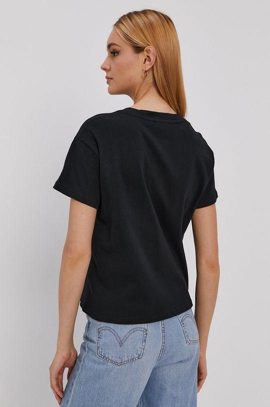 Superdry - T-shirt czarny