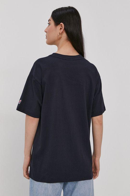 Superdry - T-shirt bawełniany 100 % Bawełna