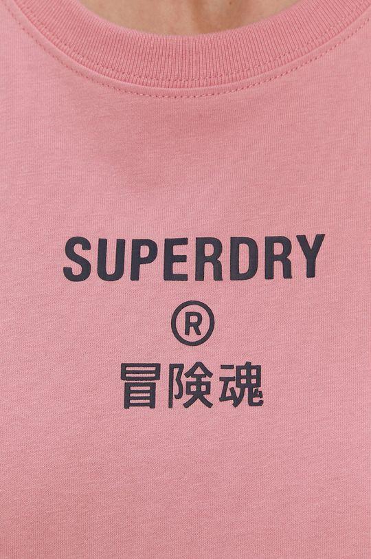 Superdry - T-shirt Damski