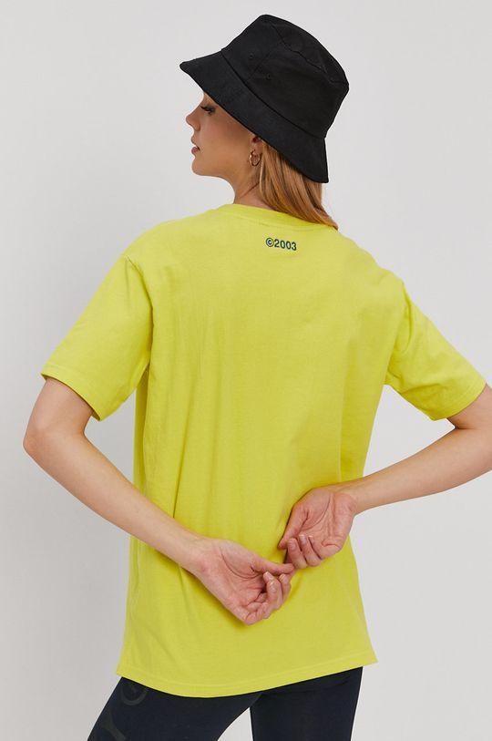 Superdry - Tričko žlutá