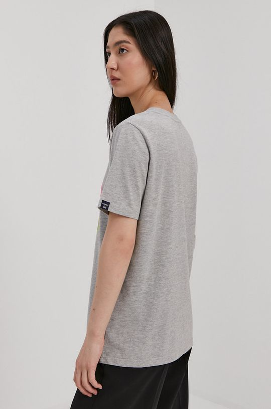 Superdry - Tričko  58% Bavlna, 42% Polyester