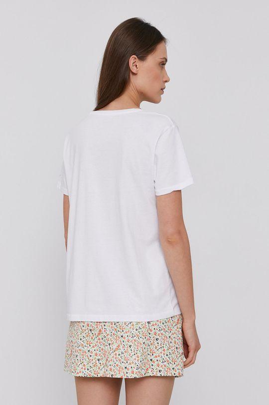 Pepe Jeans - T-shirt bawełniany BLANCA 100 % Bawełna