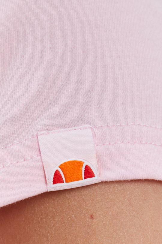 Ellesse - T-shirt bawełniany 95 % Bawełna, 5 % Elastan