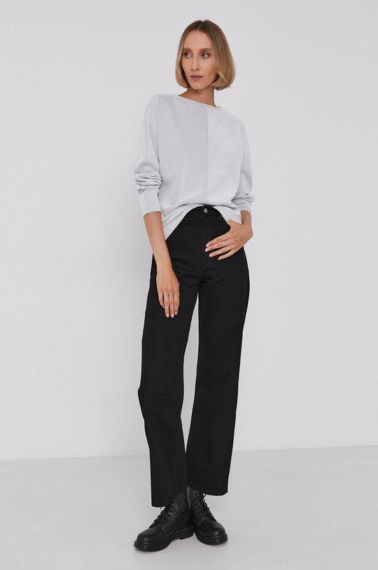 Calvin Klein - Bluza biały