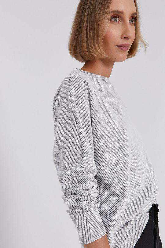 biały Calvin Klein - Bluza