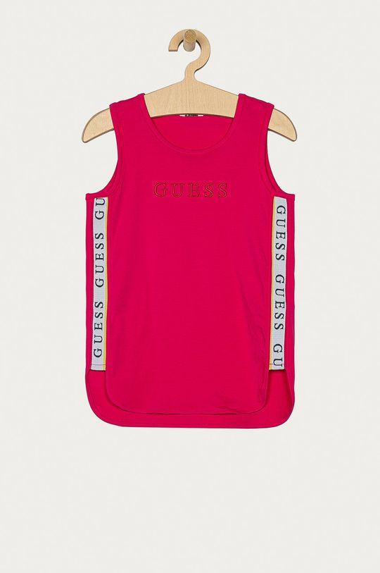 starorůžová Guess - Dětské tričko 116-175 cm Dívčí