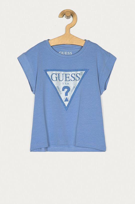 svetlomodrá Guess - Detské tričko 116-175 cm Dievčenský
