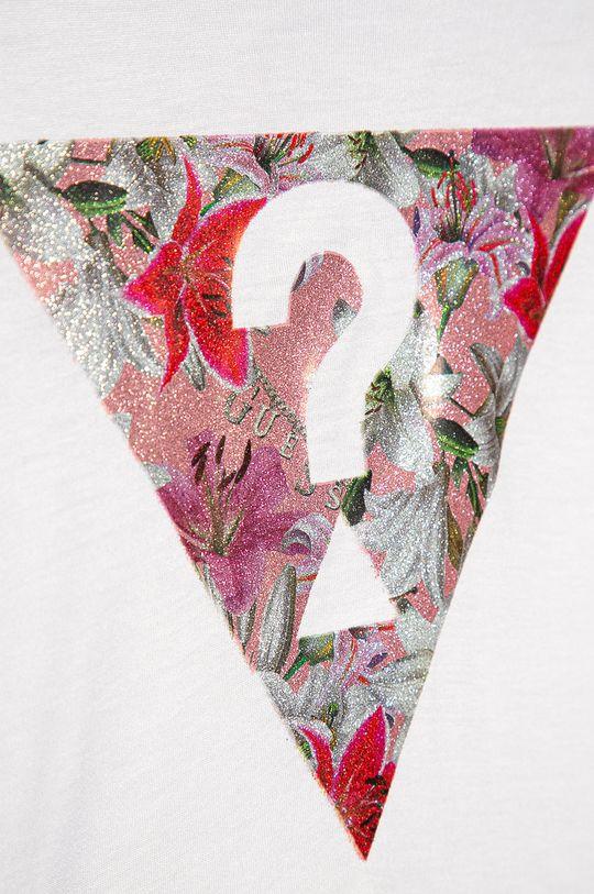 Guess - Dětské tričko 92-175 cm bílá