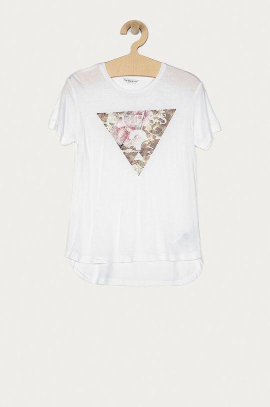 bílá Guess - Dětské tričko 92-175 cm Dívčí