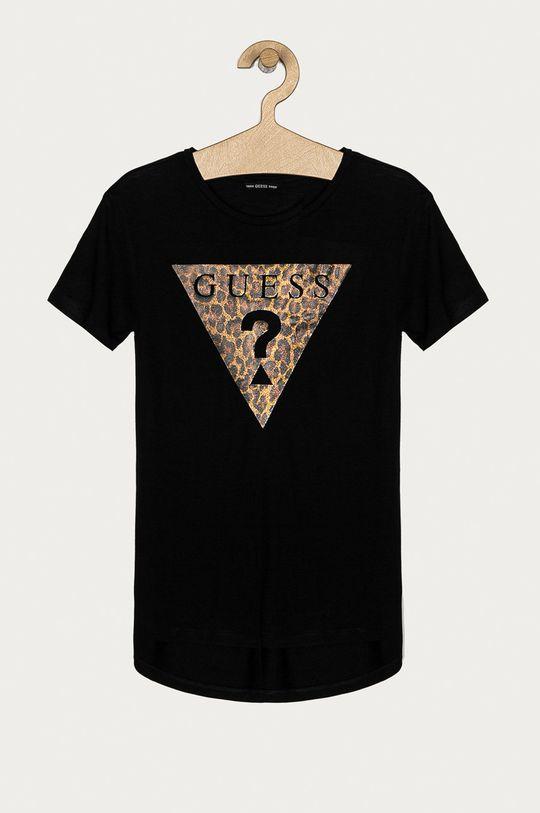 čierna Guess - Detské tričko 92-175 cm Dievčenský