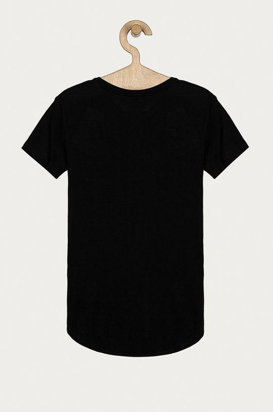 Guess - Detské tričko 92-175 cm čierna