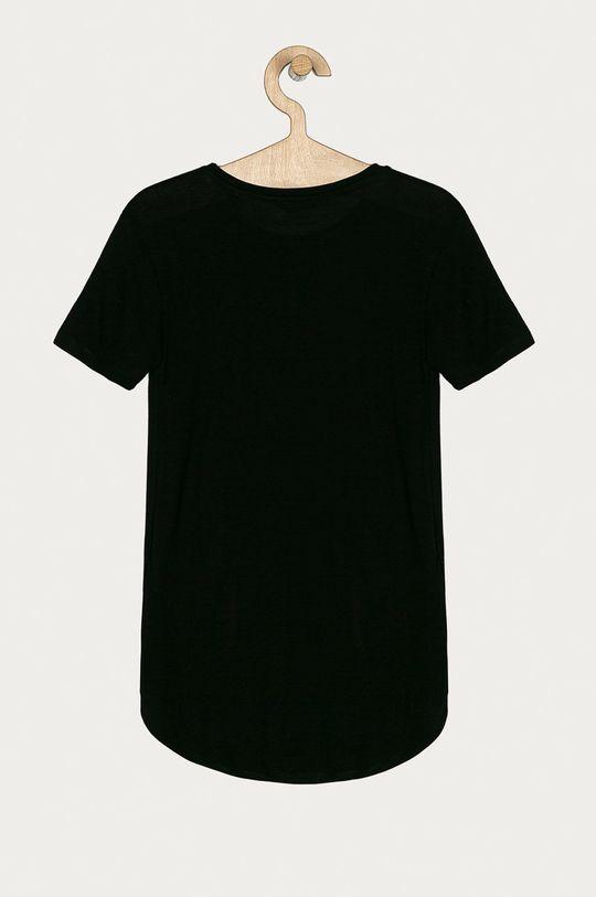 Guess - Tricou copii 92-175 cm negru