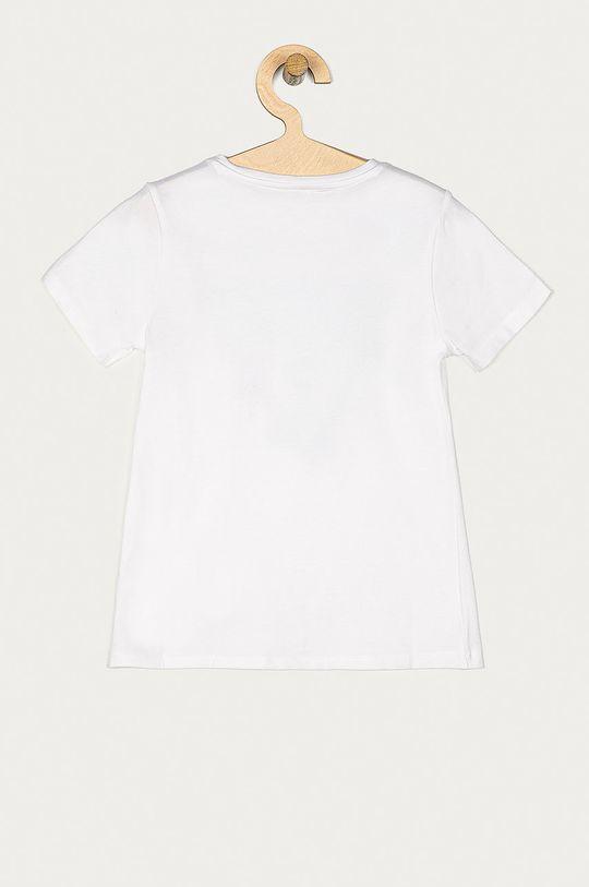 Guess - Detské tričko 116-175 cm biela