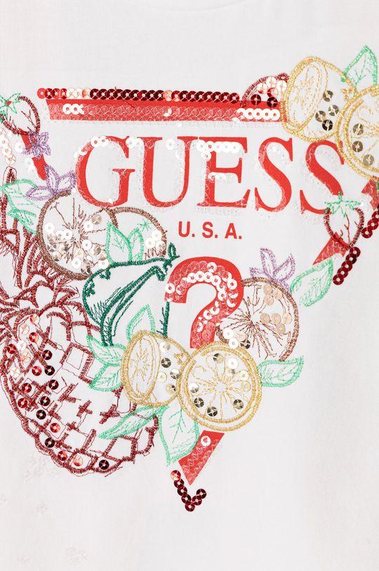 Guess - T-shirt dziecięcy 116-175 cm 95 % Bawełna, 5 % Elastan