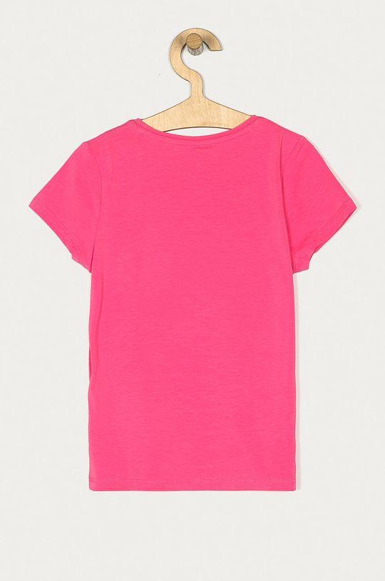 Guess - Detské tričko 116-175 cm ružová