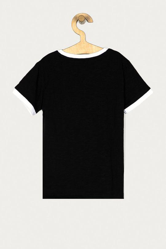 Guess - Dětské tričko 116-175 cm černá