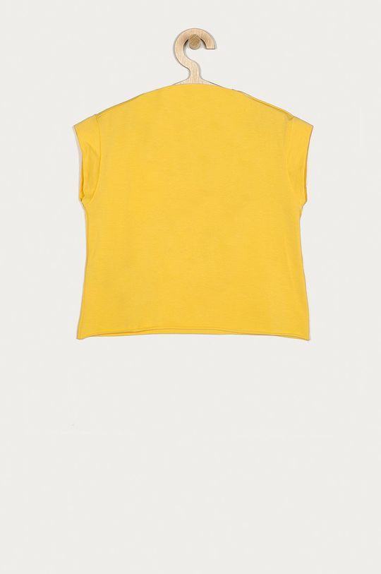 Guess - Dětské tričko 116-175 cm žlutá