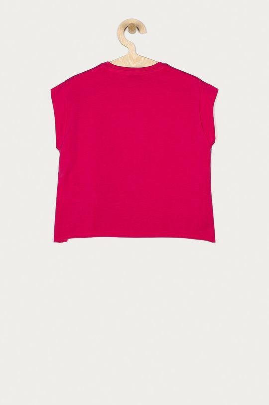 Guess - Dětské tričko 116-175 cm starorůžová