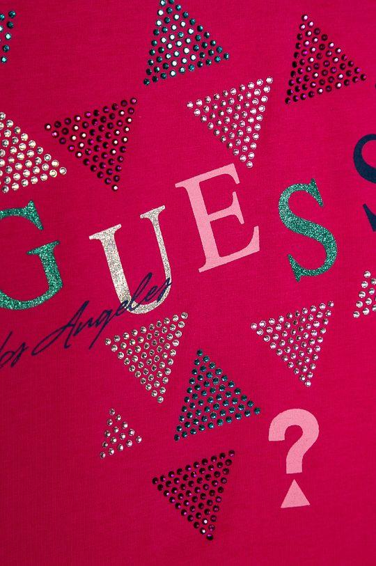 Guess - Dětské tričko 116-175 cm  95% Organická bavlna, 5% Elastan