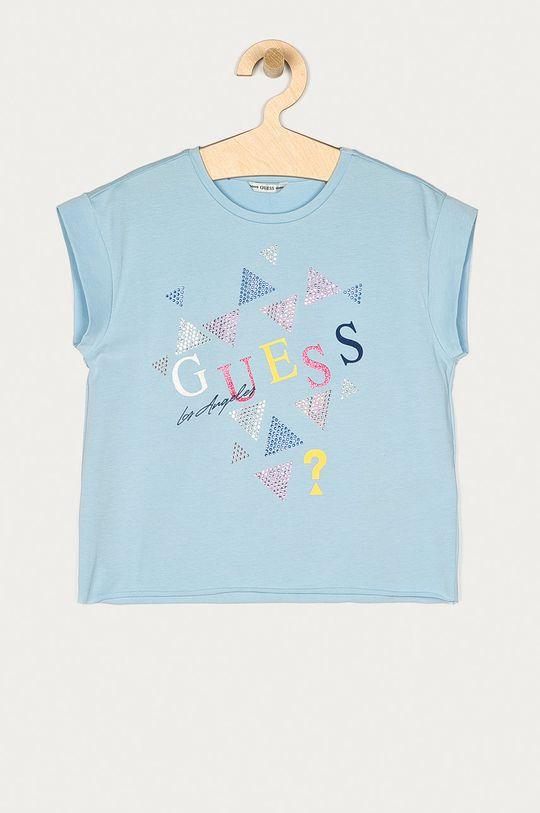 albastru deschis Guess - Tricou copii 116-175 cm De fete