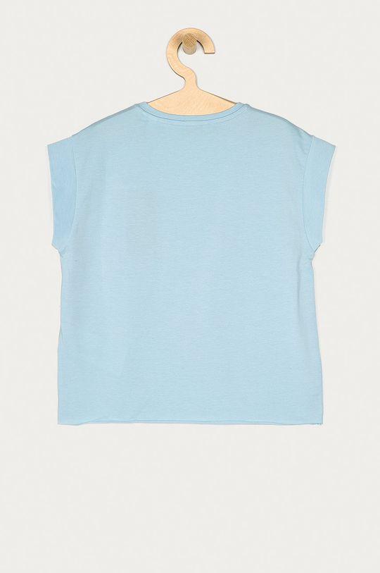 Guess - Tricou copii 116-175 cm albastru deschis