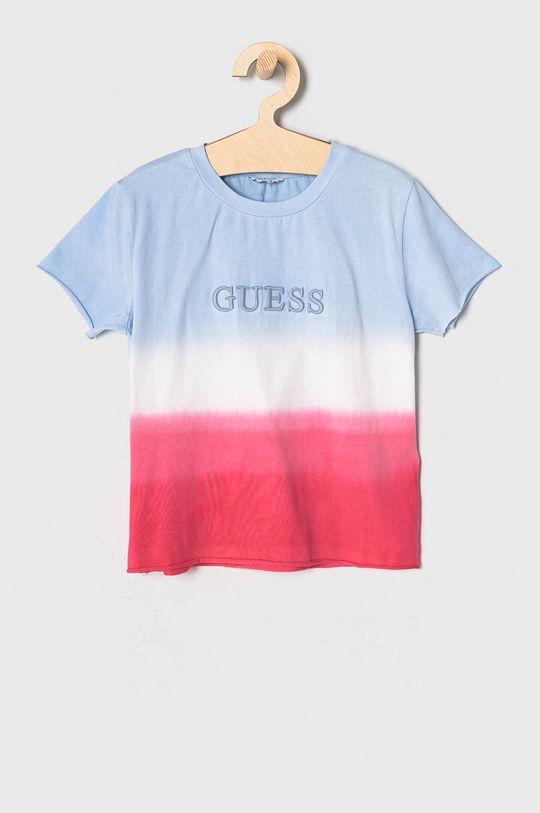 multicolor Guess - T-shirt dziecięcy 116-175 cm Dziewczęcy