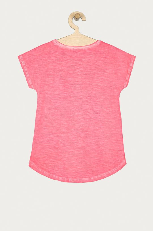 Guess - Detské tričko 116-176 cm ružová