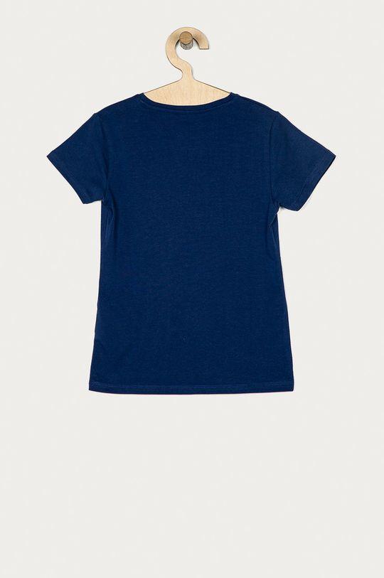Guess - T-shirt dziecięcy 116-175 cm granatowy
