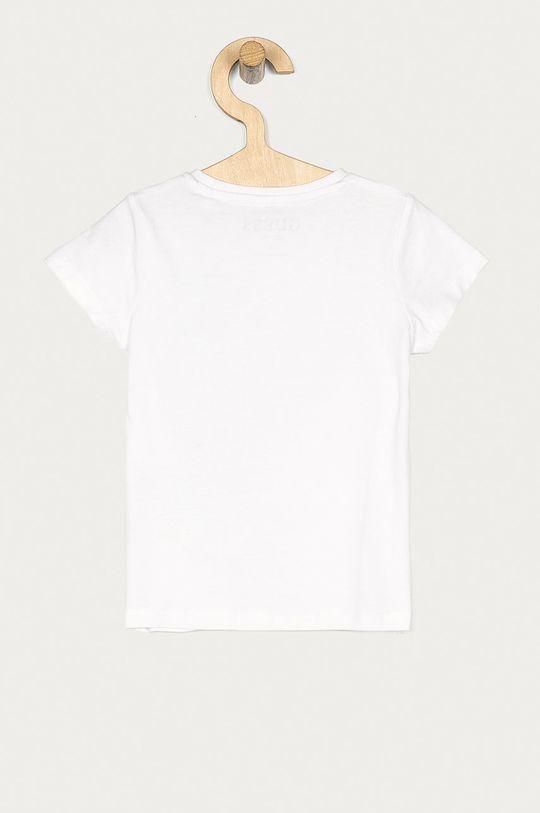 Guess - Dětské tričko 92-122 cm bílá