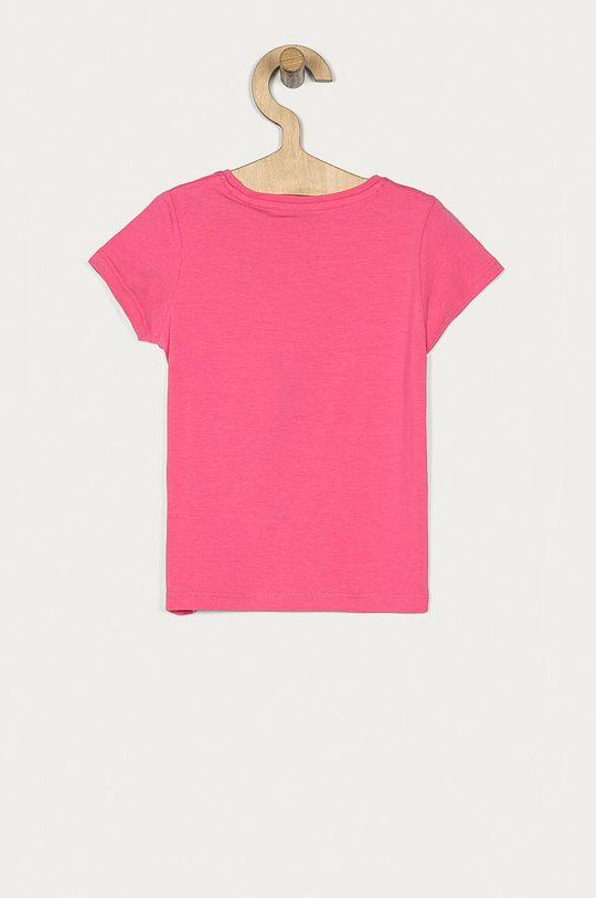 Guess - Detské tričko 92-122 cm ružová
