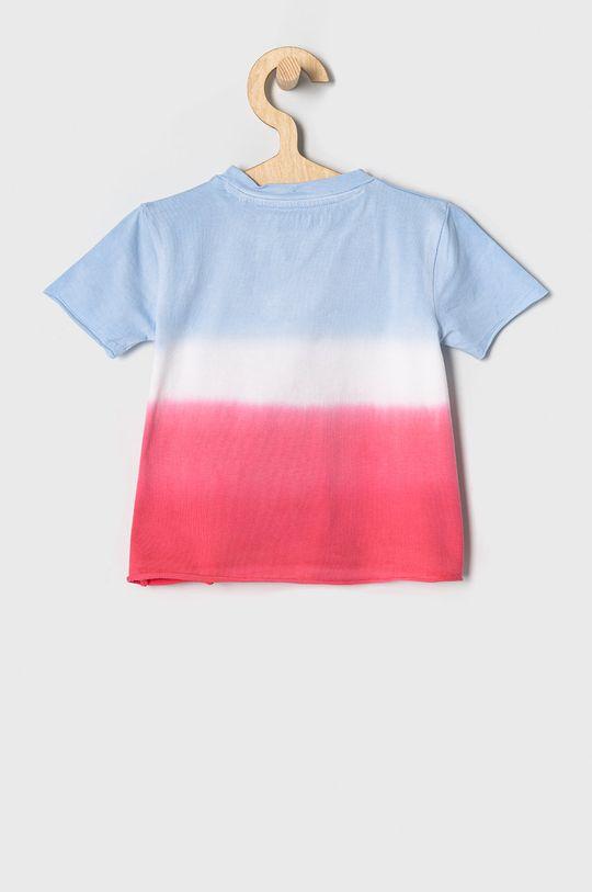 Guess - T-shirt dziecięcy 92-122 cm multicolor