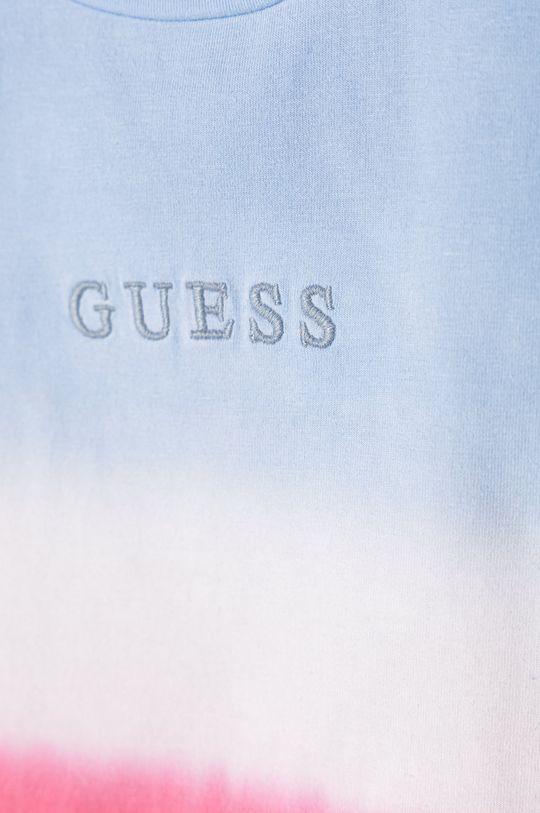 Guess - T-shirt dziecięcy 92-122 cm 95 % Bawełna, 5 % Elastan