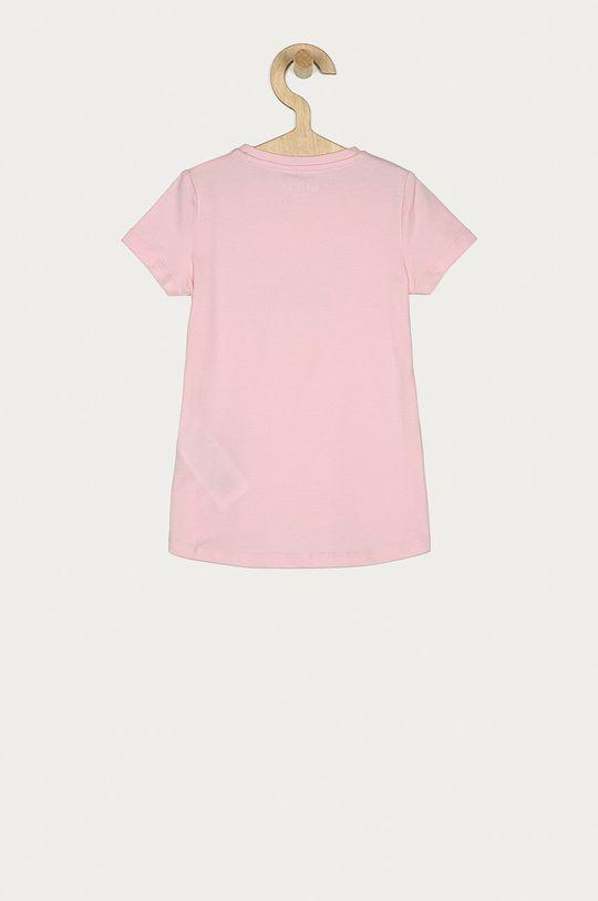 Guess - Dětské tričko 92-122 cm růžová