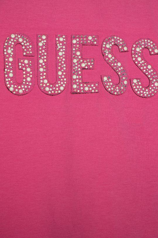 Guess - Dětské tričko 92-122 cm  95% Bavlna, 5% Elastan