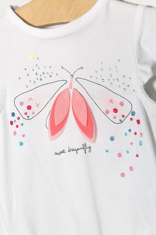 OVS - T-shirt dziecięcy 74-98 cm 95 % Bawełna, 5 % Elastan