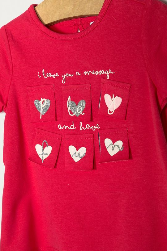 OVS - T-shirt dziecięcy 74-98 cm 96 % Bawełna, 4 % Elastan