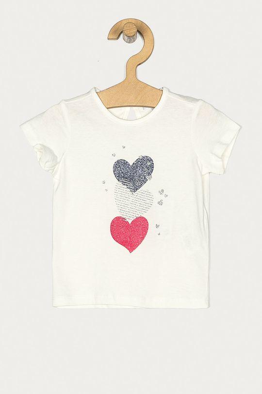 alb OVS - Tricou copii 74-98 cm De fete