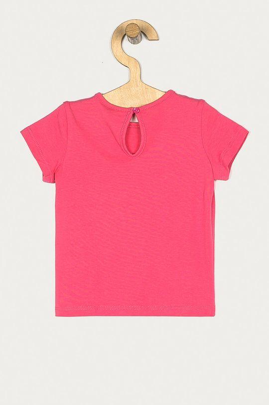 OVS - Detské tričko 74-98 cm bledofialový