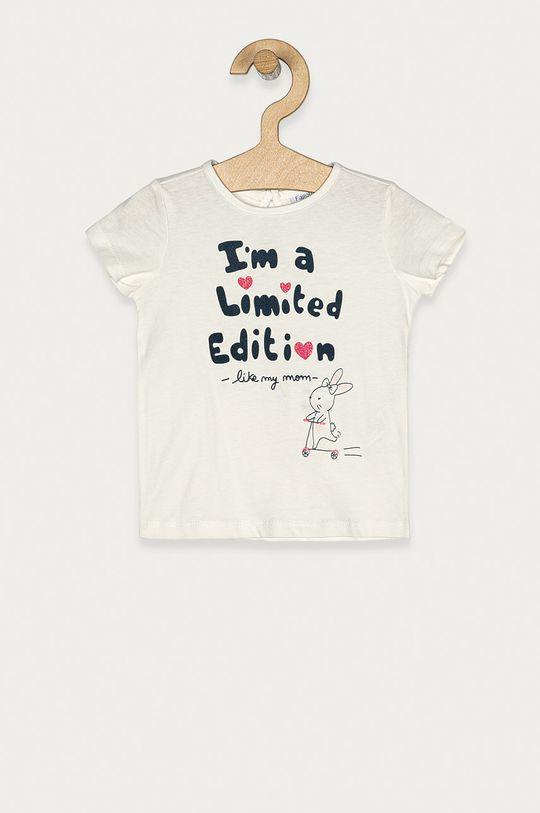 bílá OVS - Dětské tričko 74-98 cm Dívčí