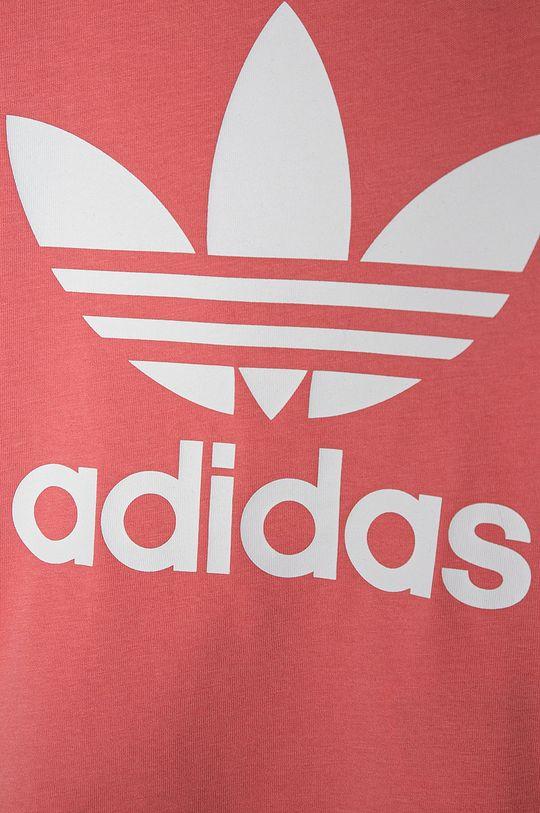 adidas Originals - Detské tričko 104-128 cm bledofialový
