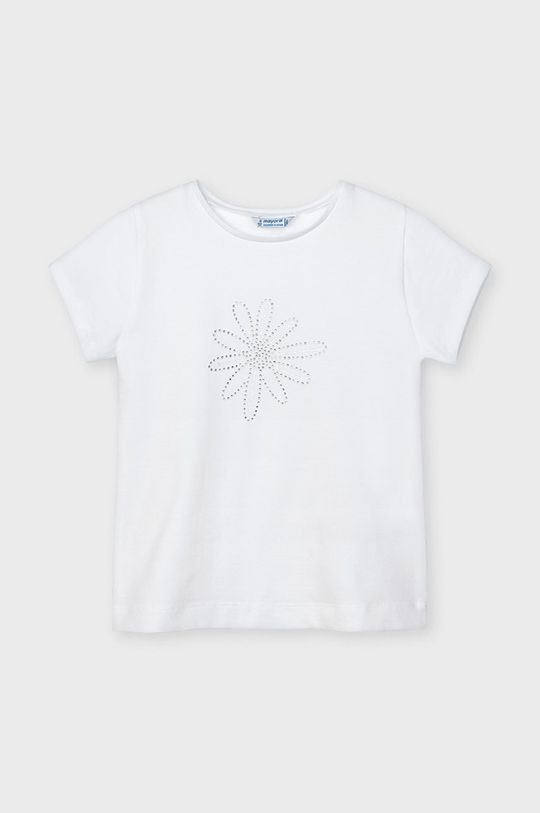 bílá Mayoral - Dětské tričko Dívčí