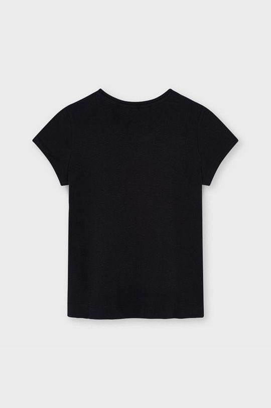 Mayoral - Dětské tričko černá