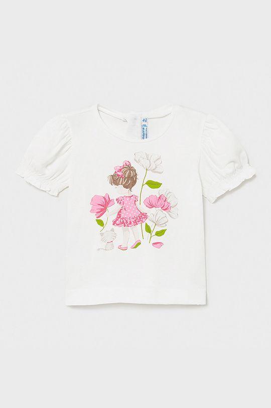 ružová Mayoral - Detské tričko Dievčenský